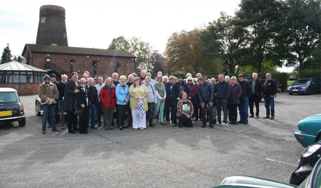 Traditional Car Club Members Autumn closer 2018