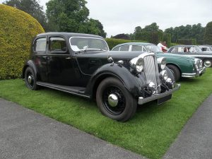 1946 Rover 16 hp Sports Saloon