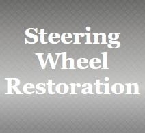 Steering Wheel Restoration