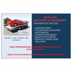Auto Aid Recovery & Transport